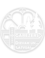 Latvian Center Garezers Logo